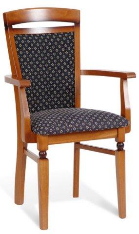 Jedálenská stolička - BRW - Bawaria - DKRSII_P